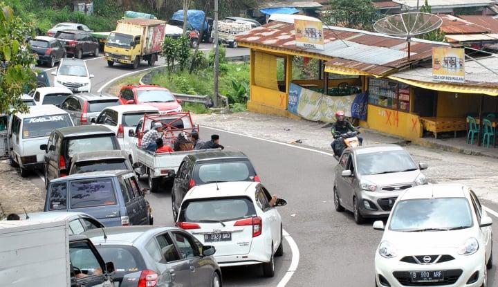 Foto Berita Pemkab Bogor Ngotot Minta Dibuatkan Jalur Puncak 2
