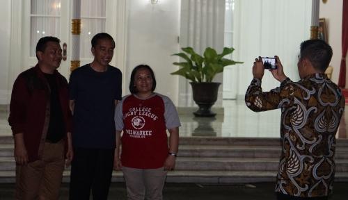 Foto PKL Kuliner Masuk Istana Yogyakarta
