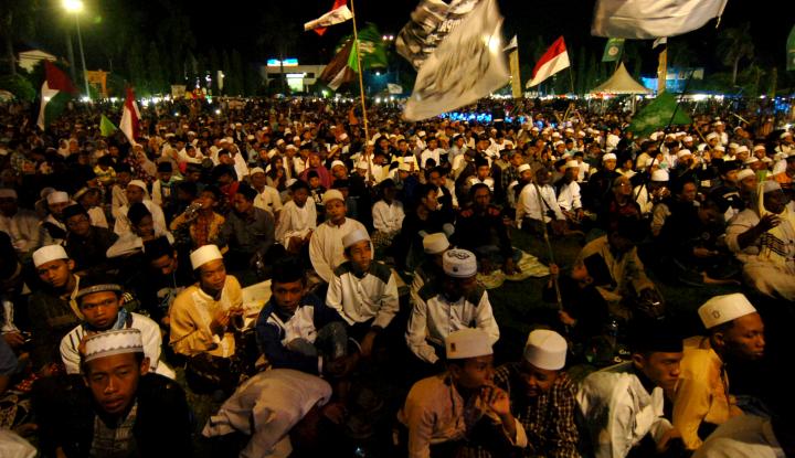 Foto Berita Tahun Baru, Pemkot Medan Gelar Doa Keselamatan