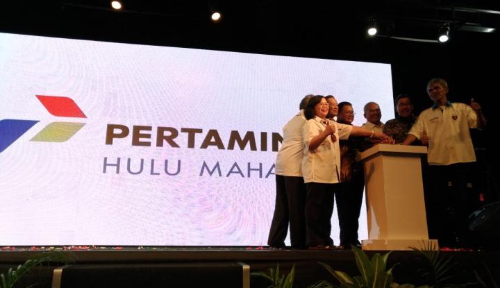 Foto Berita 1 Januari 2018, Pertamina Hulu Mahakam Resmi Kelola Blok Mahakam