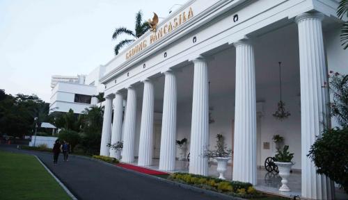 Foto Indonesia-Georgia Gelar Forum Konsultasi Bilateral ke-5