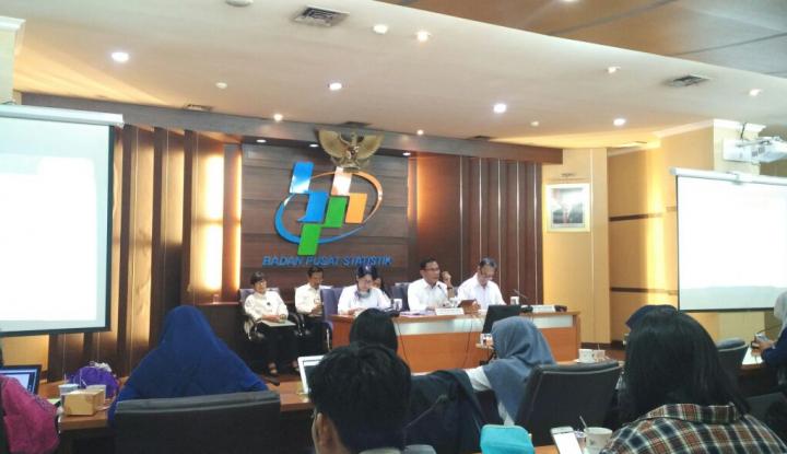 Foto Berita Tercatat 3,61% Inflasi 2017 dalam Sasaran
