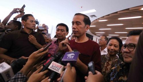 Foto Di Kaltim, Jokowi Dijadwalkan 'Groundbreaking' Kilang Minyak Pertamina