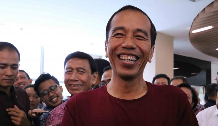 Jokowi Sindir Politikus Ibarat Netflix di CEO Forum Australia - Warta Ekonomi