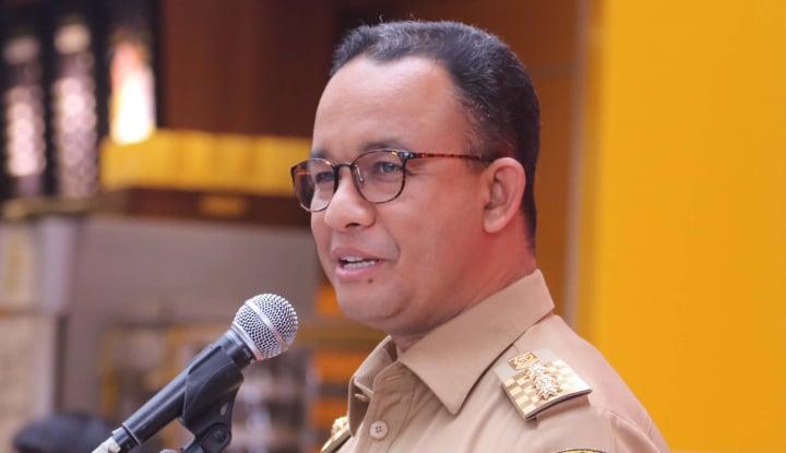 Anies Baswedan: Jakarta Butuh Air Bersih, Bukan Air Alkohol - Warta Ekonomi