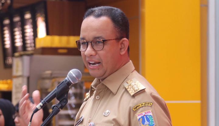 Anies Buka-bukaan Penularan Corona di DKI Sangat Cepat, Masyarakat Harus . . . - Warta Ekonomi