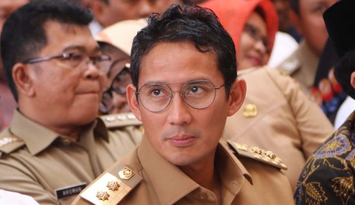 Foto Berita Besok, Polisi Periksa Sandiaga Terkait Kasus Penipuan Penjualan Tanah