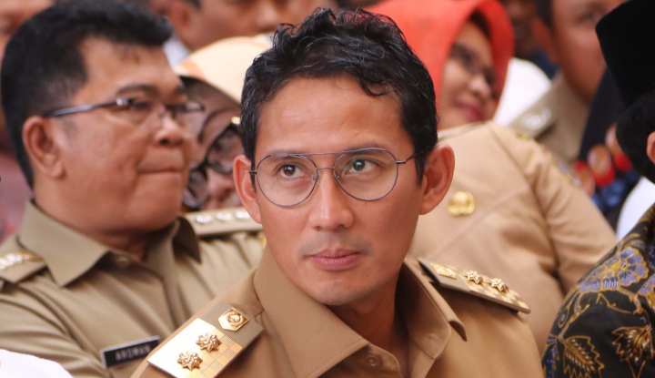 Foto Berita Sandiaga Kukuhkan Pengurus Lembaga Kebudayaan Betawi