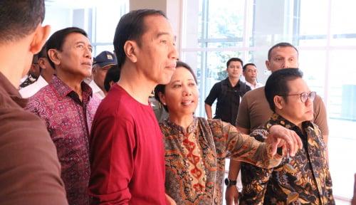 Foto Relawan Jokowi Lapor Pria Pengancam Jokowi dan Wiranto ke Polisi