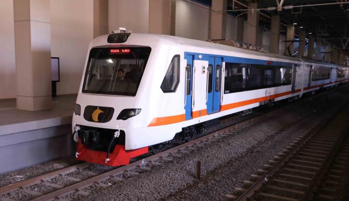 Foto Berita Studi Kereta Cepat Jakarta-Surabaya dalam Tahap Finalisasi