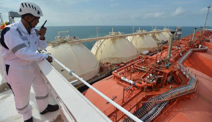 Nusantara Regas Bakal Layani Offloading LNG Skala Kecil PLN GG - Warta Ekonomi