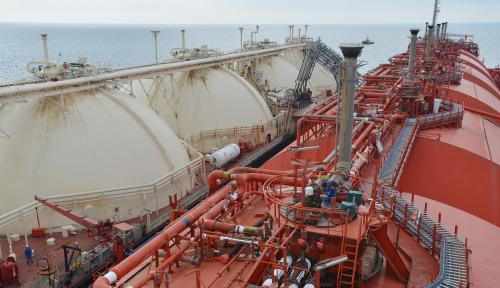 Foto Indonesia Mau Impor LNG, Apa Ini Mainan Baru Mafia Migas?
