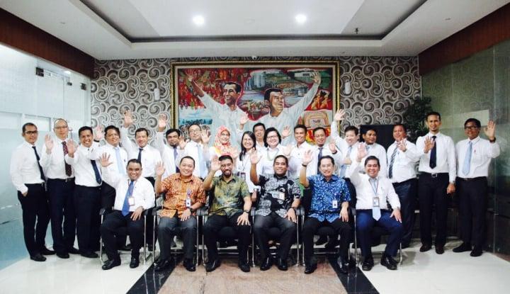 Foto Berita Manajemen Pelindo IV Mutasi 18 Pejabat Struktural