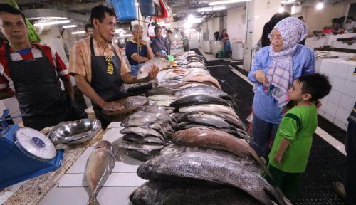 Foto SNI Produk Perikanan Tingkatkan Daya Saing di Pasar Internasional