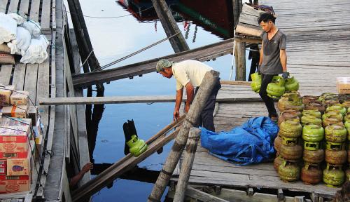 Foto Gas Melon Langka, Bamsoet: Pemerintah Harus Tanggung Jawab