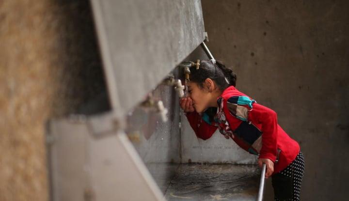 54 warga palestina tewas imbas blokade israel ke gaza