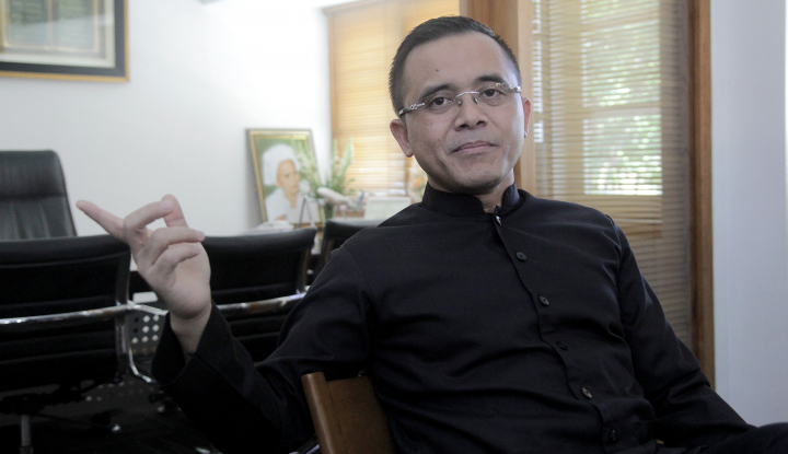 Foto Berita Pulangkan Mandat Penugasan ke PDIP, Anas Ucapkan Maaf ke Bu Mega