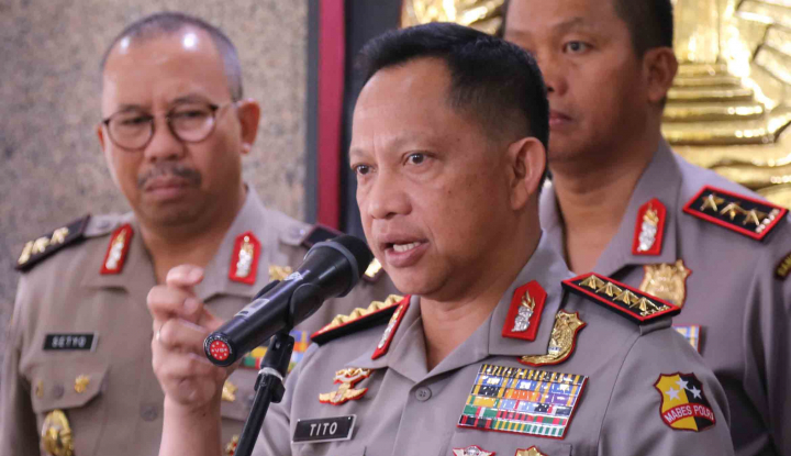Foto Berita Tito Karnavian Terjun Langsung ke Lokasi Pengeboman di Surabaya