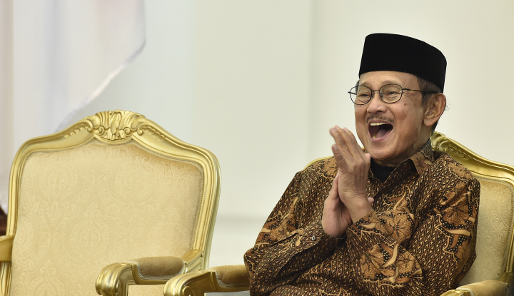 Alhamdulillah, Pak Habibie Sudah Stabil - Warta Ekonomi