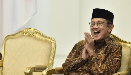 Alhamdulillah, Pak Habibie Sudah Stabil