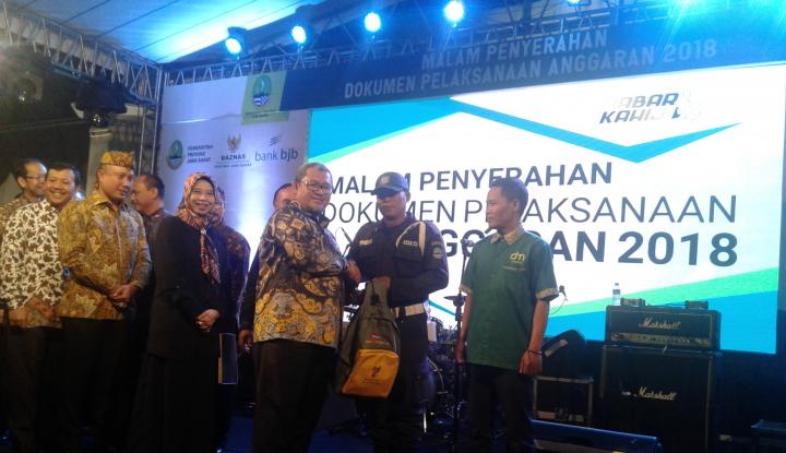 Foto Berita Serapan Anggaran Jabar Tertinggi di Indonesia