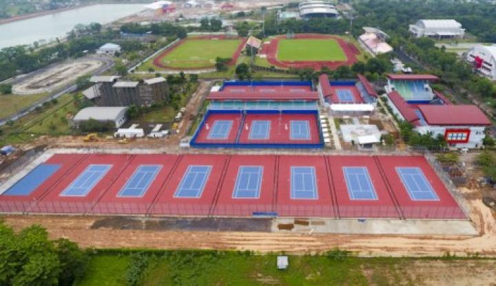 Foto Berita Asian Games Tanpa Kabut Asap