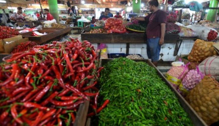 Foto Berita Pemkot Batam Bersihkan Pasar Induk Jodoh