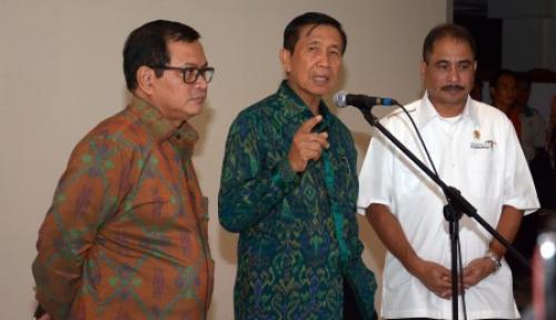 Foto Gubernur Bali Minta Bupati Jangan Coba-coba jadi Pasien KPK