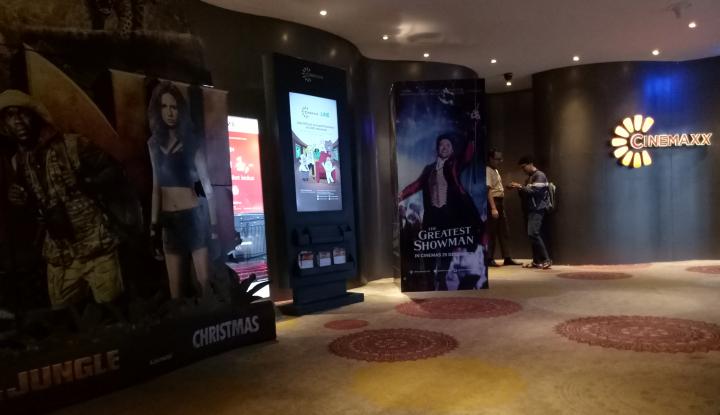 Foto Berita Iklan Jokowi di Bioskop, Kata PAN: Kurang Cocok