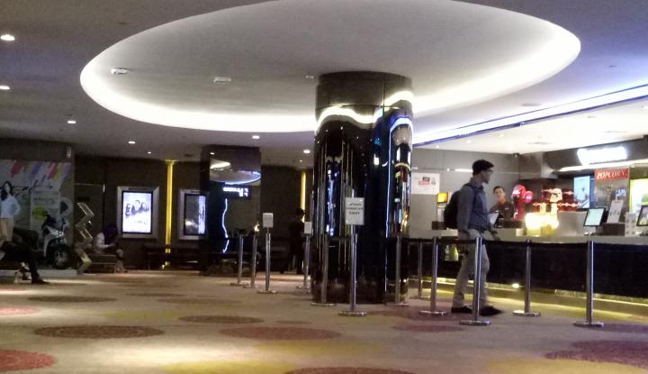 Bye, Bye Kenangan, Bioskop XXI TIM Resmi Tutup - Warta Ekonomi