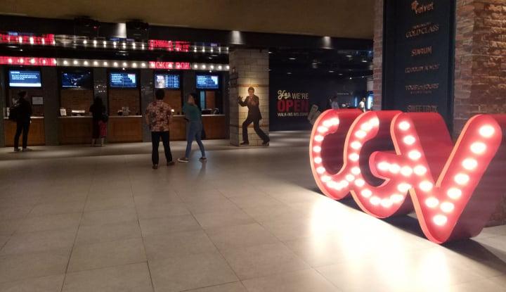 Dapat Lampu Hijau, CGV Buka 2 Bioskop Sekaligus!
