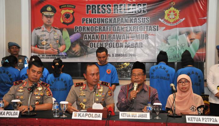 Foto Berita Masya Allah, Pemeran Video Anak di Bandung Cuma Dikasih Rp200 ribu