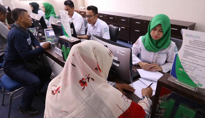 Foto Berita Kantor BPJS Kesehatan Masih Jadi Kanal Utama Pendaftaran JKN-KIS