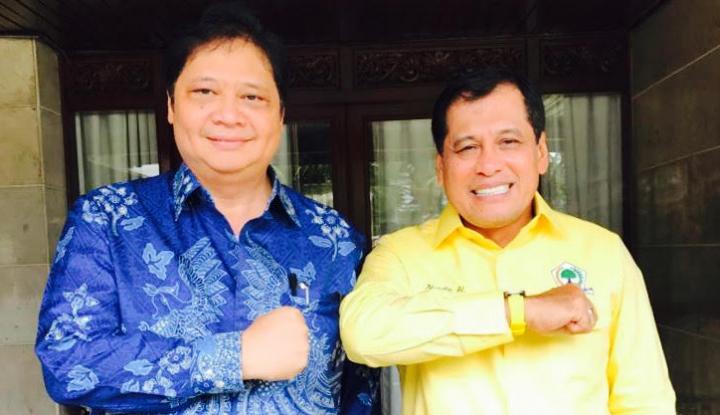 Foto Berita Golkar Ajukan Caleg Eks Napi Korupsi, ICW Pertanyakan Janji Airlangga