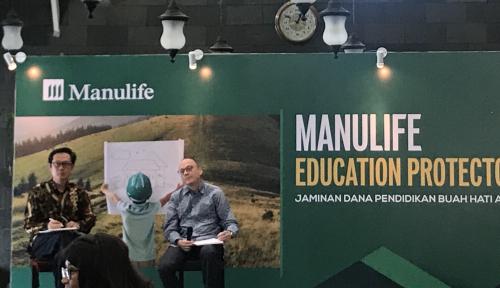 Foto Manulife Luncurkan Asuransi Pendidikan yang Berikan Garansi