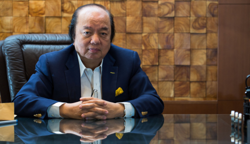 Foto Naik hingga 235%, BEI Stop Sementara Transaksi Saham Milik Dato' Sri Tahir!