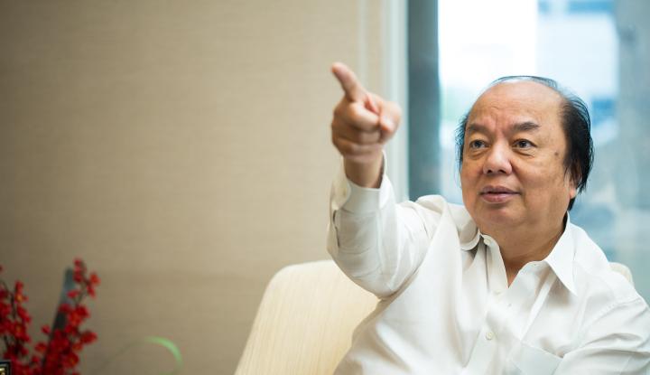Foto Berita Wih, Konglomerat Ini Tukarkan Dolar Senilai Rp2 T