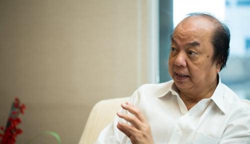 Investor Baru Borong Saham Bank Milik Konglomerat Dato Sri Tahir