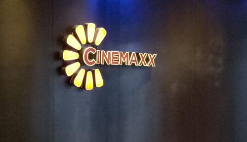 Foto Cinemaxx Hadirkan Bioskop Pertama di Sentul