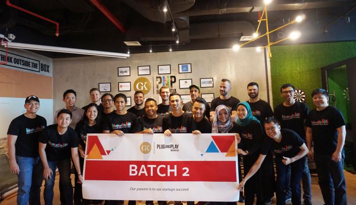 Foto Berita Ini 13 Startup yang Lolos Program Akselerator dan Investor Teraktif di Silicon Valley
