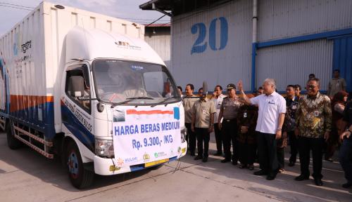 Foto Jaga Stabilitas Harga Beras, Kemendag Bentuk Tim Pengawasan Operasi Pasar