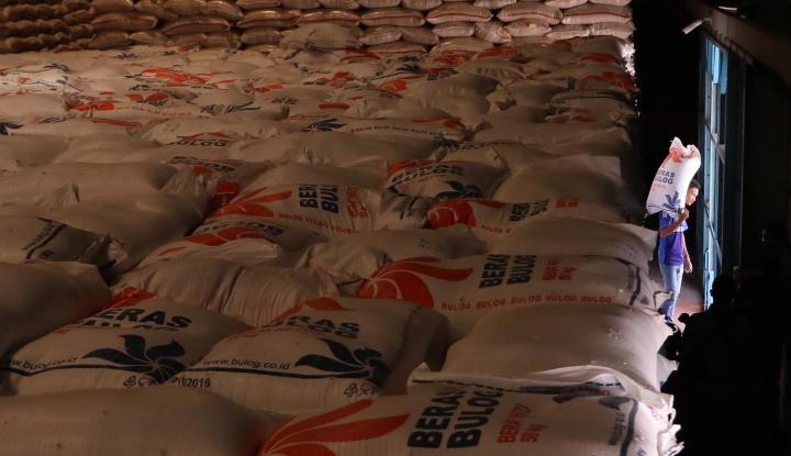 harga beras melonjak, sulsel siap suplai provinsi lain