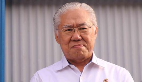 Foto Soal Impor Bawang Putih, Menteri Enggar: Nunggu Hasil Pilpres