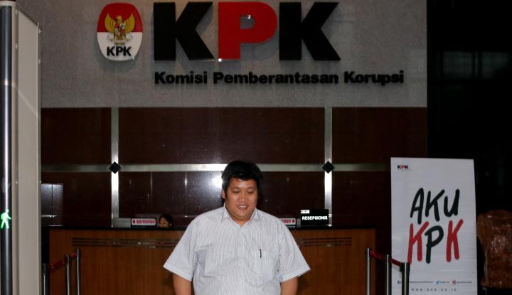 Foto Berita Ini Dia Benda Mencurigakan yang Ditemukan di Depan Gedung KPK