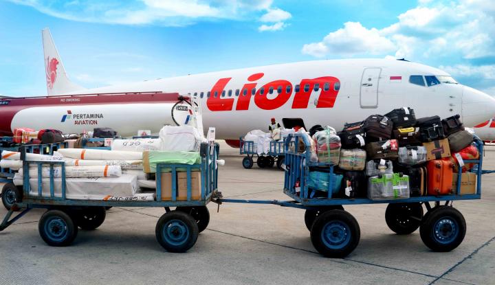 Buang Gelar 'Raja Delay', Lion Air Catat OTP 80,76% - Warta Ekonomi