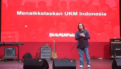 Foto Berstatus Unicorn, Bukalapak Ingin Berkontribusi Lebih Besar untuk Indonesia