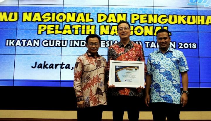 Foto Berita Samsung Electronics Indonesia Raih Penghargaan dari IGI
