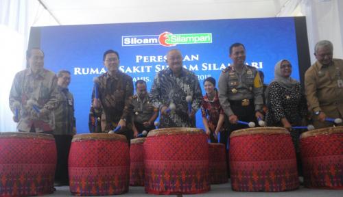 Foto Resmi Beroperasi, RS Siloam Siap Layani 216.000 Orang di Lubuklinggau