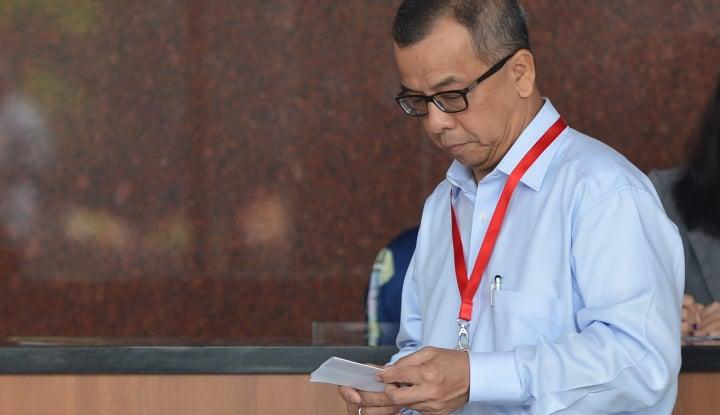 Foto Berita Kasus Emirsyah Satar Sampai Mana KPK?