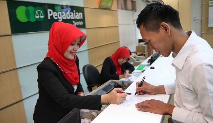 Selama Ramadan, Ini Program Pegadaian Medan... - Warta Ekonomi